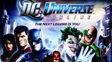Супергеройская MMORPG DC Universe Online выйдет на Xbox One этой весной