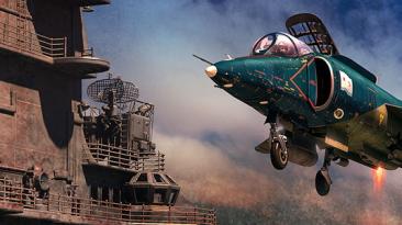 Свежий набор бесплатных декалей в War Thunder