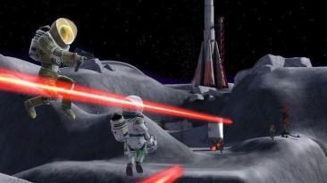 Война в Battlefield Heroes переместилась на Луну