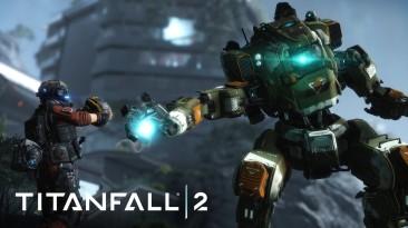 Релиз в Steam подарил Titanfall 2 вторую жизнь - онлайн шутера поднялся до 7 тысяч человек