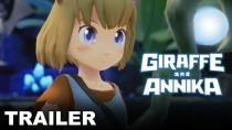 """Опубликован новый трейлер ритм-игры Giraffe and Annika под названием """"Character and Gameplay"""""""