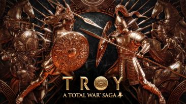"""Total War Saga: Troy """"У ИИ нет агентов"""""""