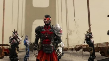 """Defiance """"NSFW Free-to-Play Релизный трейлер"""""""