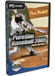Обложка игры PureSim Baseball 2005