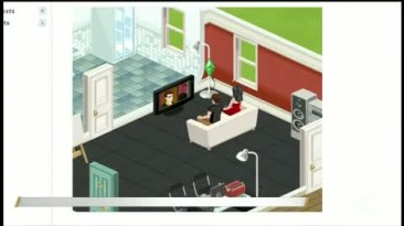"""The Sims Social """"симсы атакуют Facebook"""""""