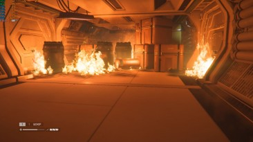 """Alien: Isolation """"Clear color"""""""