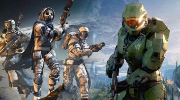 Bungie планирует добавить в Destiny 2 контент из Halo