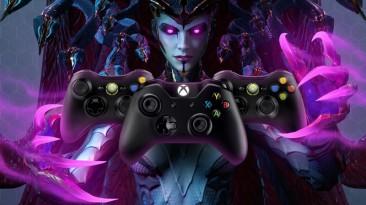 В Skyforge теперь можно играть с геймпадами Xbox