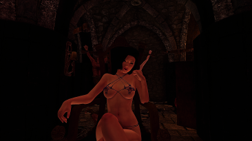 "Skyrim SE ""Горячие бикини"""