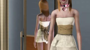 "The Sims 3 ""Чокер с шипами"""