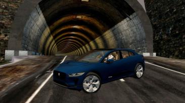 """City Car Driving """"2018 Jaguar I-Pace EV400 HSE Update (v1.5.9.2)"""""""