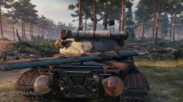 """World of Tanks """"Ремодель танка 60TP"""""""