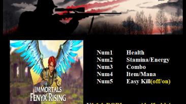 Immortals: Fenyx Rising: Трейнер/Trainer (+5) [1.1.1] {Abolfazl.k}