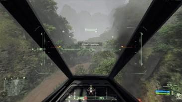 В Crysis Remastered добавили вырезанный уровень с самолётом