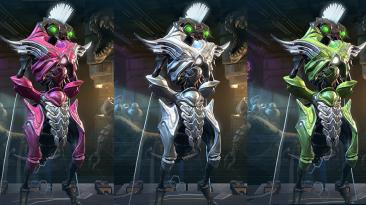 "Age of Wonders: Planetfall ""Extended Commander Customisation 2.0"""