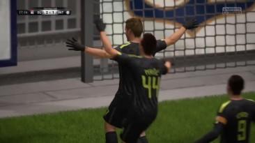 Самые масштабные апгрейды в FIFA 18