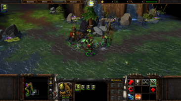 """Warcraft 3 """"Мод на HD текстуры персонажей и окружения"""""""