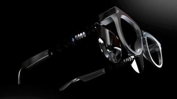 TCL показала умные очки Thunderbird Smart Glasses с прозрачным microLED дисплеем