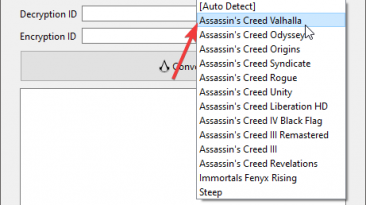 Assassin's Creed: Valhalla: Конвертер Сохранений / Save Games Converter (ACSaveTool) [2.4.3]