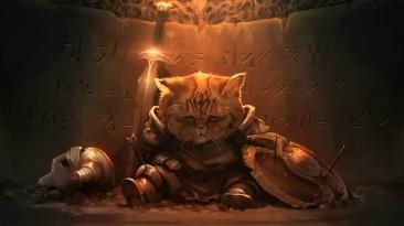 """В """"Skyrim"""" появилась возможность завести кошку"""