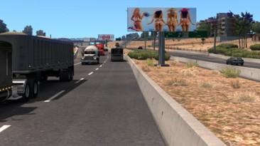 """American Truck Simulator """"Исправление Ошибок ! Карта: MHAPro от Heavy Alex ATS v1.36.x"""""""