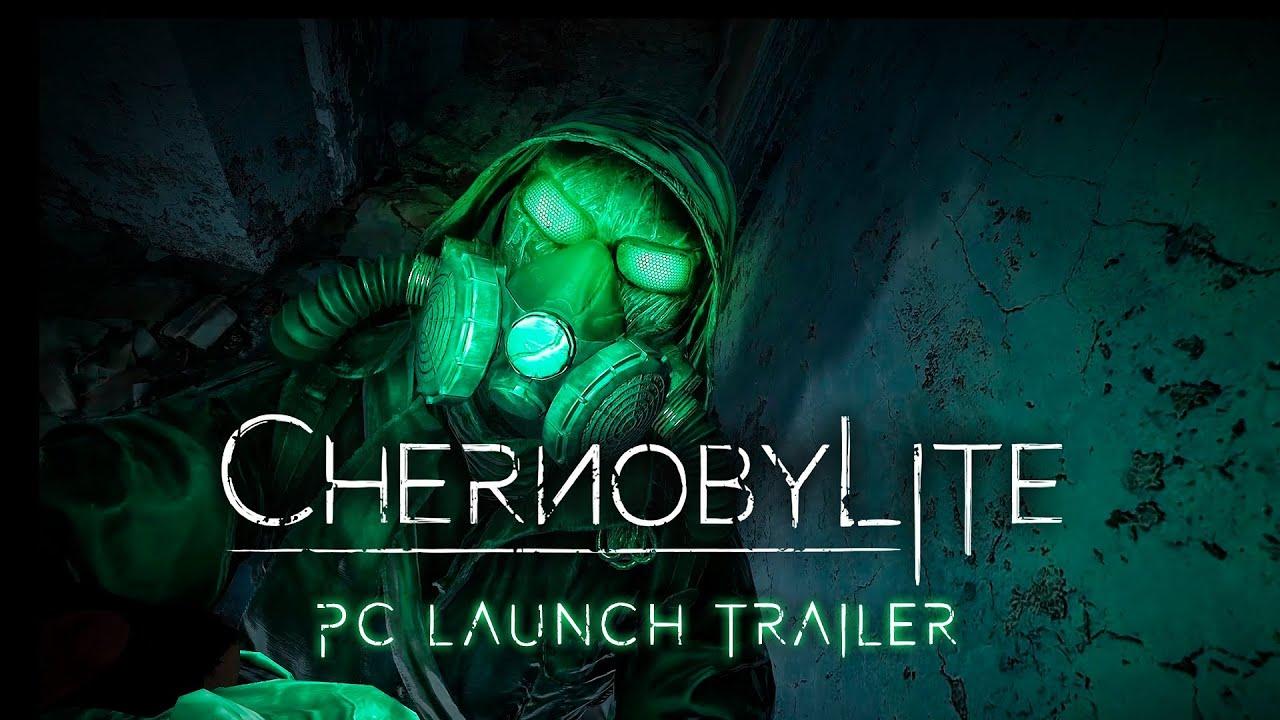 Релизный трейлер Chernobylite для ПК