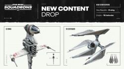 Новые карта, компоненты и корабли - добавки в Star Wars: Squadrons до конца года