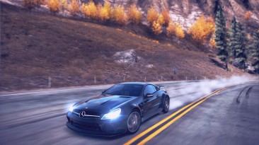"""Need for Speed Hot Pursuit """"Cinema Mod"""""""