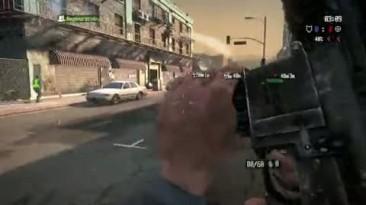 "Call of Juarez: The Cartel ""Геймплей: уличная битва"""