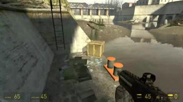 Когда играешь в Half-Life 2 очень много