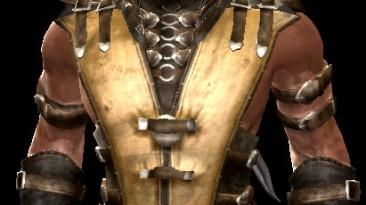 "Mortal Kombat ""Scorpion mkx(mesh swap)"""