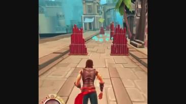 Анонс Prince of Persia для смартфонов