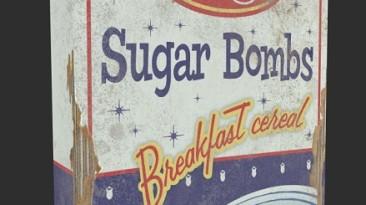 """Fallout 4 """"Еда и посуда в высоком разрешении"""""""