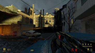 """Half-Life 2 """"Улучшенные текстуры в 2К"""""""