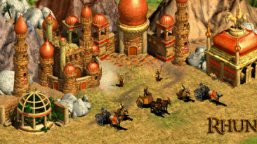 """Age of Empires 2: Age of Kings """"The Conquerors mod"""""""