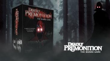 Создатели настольной игры по Deadly Premonition запустили кампанию на Kickstarter