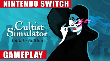 Видео игрового процесса Switch-версии Cultist Simulator