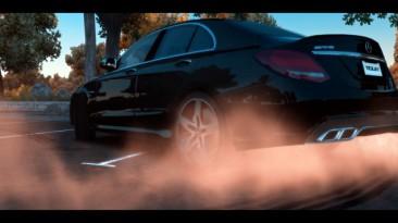 "Test Drive Unlimited 2 ""2015 Mercedes-Benz C63 AMG"""