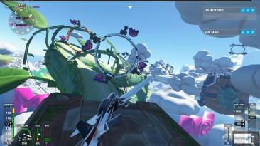Игрок добавил трассы из Mario Kart в Microsoft Flight Simulator