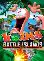 Обложка игры Worms: Battle Islands