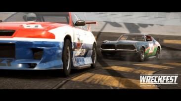 1 июня Wreckfest выйдет на PlayStation 5