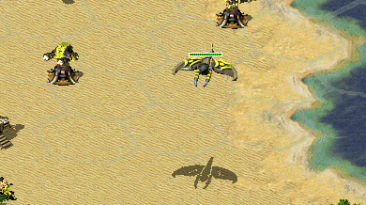 "Command & Conquer: Red Alert 2 ""Aircraft Factory Mod (YR)"""