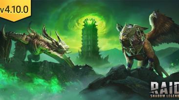 """Обновление в RAID: Shadow Legends - новые боссы в Башне Рока и функция""""Клановые фильтры"""""""