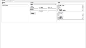 Derail Valley: Редактор Сохранений / Save Game Editor [0.80.0: 06.06.2020]