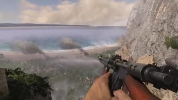 Call of Duty - WWII - Новое оружие после обновы (анимация перезарядка стрельба)