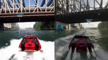 Сравнение графики - The Crew 2 E3 2017 Демо vs Релиз Xbox One X