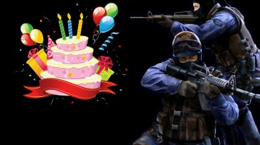 Counter-Strike 15 лет