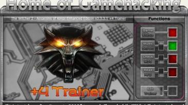 The Witcher 2 - Assassins of Kings Enhanced Edition: Трейнер/Trainer (+4) [3.4.4.1 ~ 3.4.4.2] {sILeNt heLLsCrEAm / HoG}