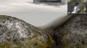 "Battlefield 1942 ""Карта - Ural Foothills"""