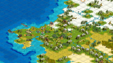 "Sid Meier's Civilization 3 ""Цивилизации в 2021 году"""
